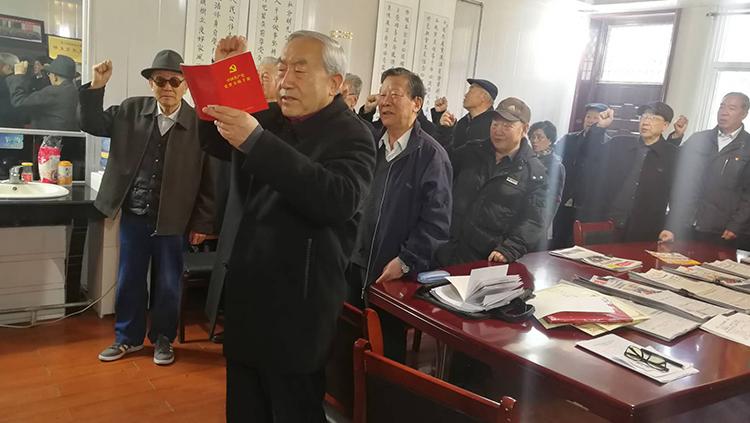 2  李翰林带领党员重温入党誓词.jpg